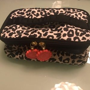 Benefit Lesportsac cosmetic case